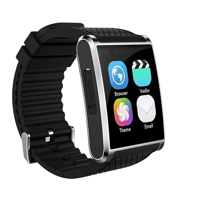 MA SOSER Smart Watch X11 Mtk6580 3G Bluetooth GPS Superficie ...