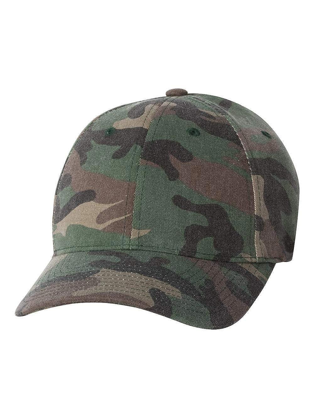 c9ba83e50b302 Flexfit - Camo Cap - 6977CA at Amazon Men s Clothing store