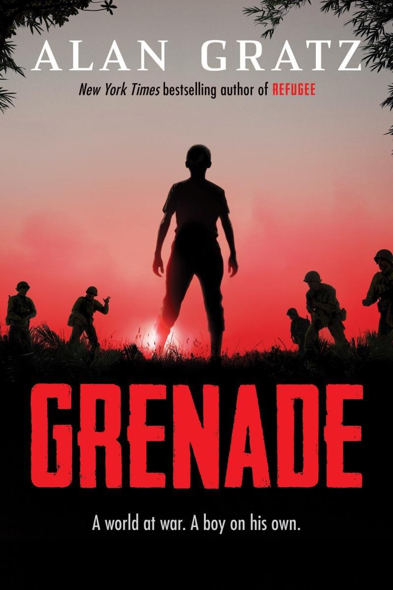 Grenade: Gratz, Alan: 9781338245691: Amazon.com: Books