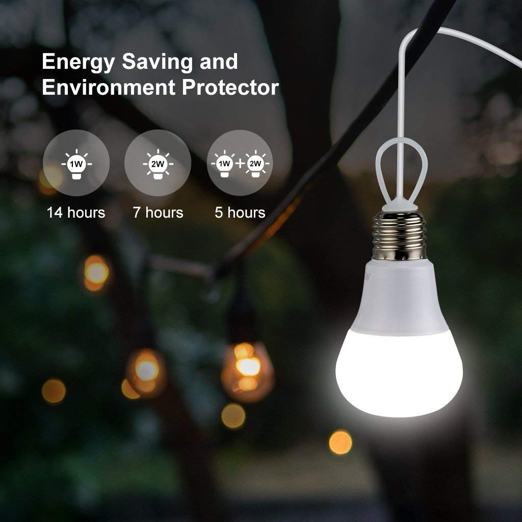 YINGHAO 6 W, plegable, 3,7 V, bater/ía de litio de 6 W, panel solar, kit de sistema para el hogar, incluye cargador para tel/éfono m/óvil de 3 celdas, 2 luces LED Sistema de luz solar para m/óvil