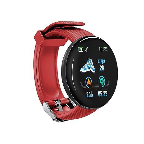 Amazon.com: Smartwatch Sleep Tracker Heart Rate Tracker ...