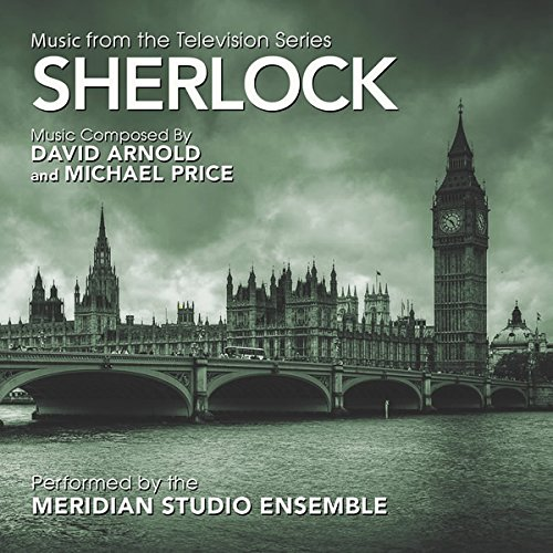 SHERLOCK: MUSIC FROM THE TELEVISION SERIES                                                                                                                                                                                                                                                    <span class=