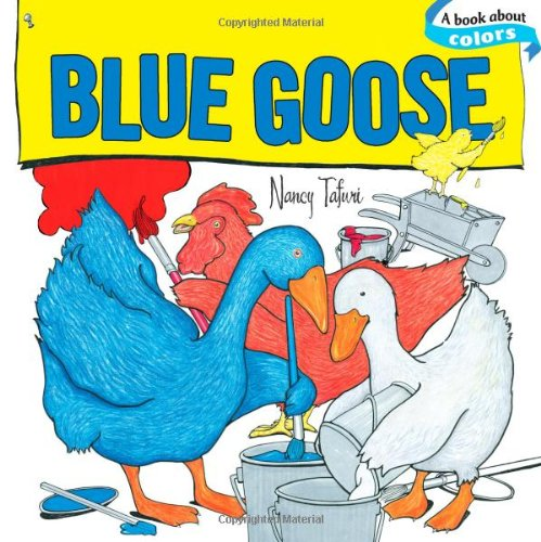 Blue Goose (Classic Board Books) PDF