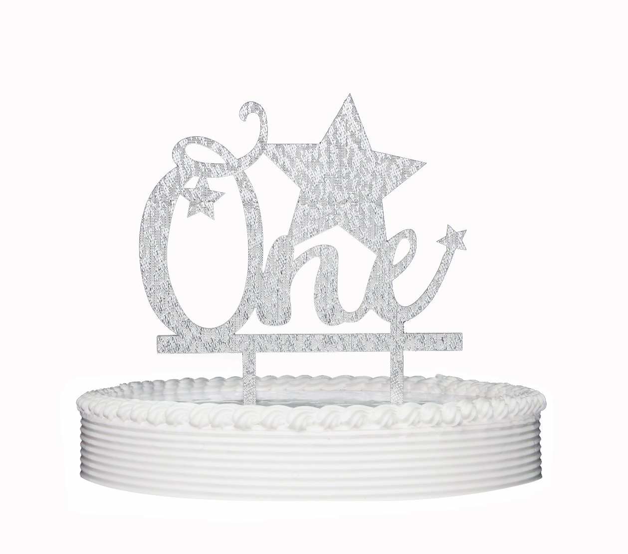 choose from numbers 31 to 40 Celebration Number Cake Topper Pink Acrylic