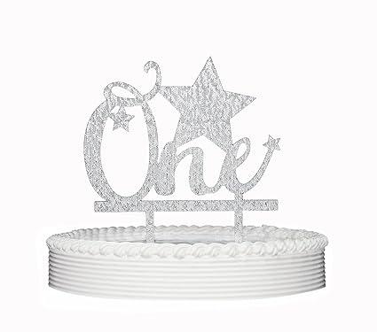 Migoo Princess Cake Topper Cake Decorations Boy Baby Shower