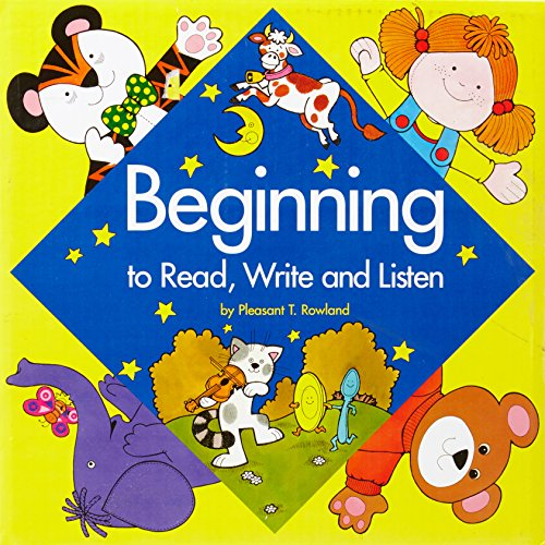 Beginning to Read, Write and Listen: 1995 - K-1 - Teachers Kit