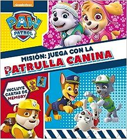 Misión: Juega con la Patrulla Canina Paw Patrol   Patrulla ...