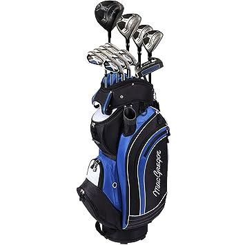 MacGregor - Palo de Golf híbrido DCT Acero/Set Paquete De ...