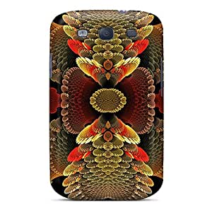 Mialisabblake Premium Protective Hard Case For Galaxy S3- Nice Design - Abstract