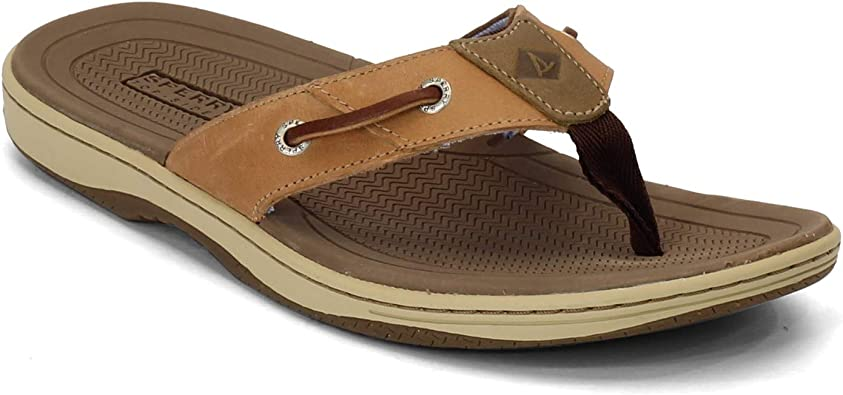 Sperry Mens Baitfish Thong Sandal