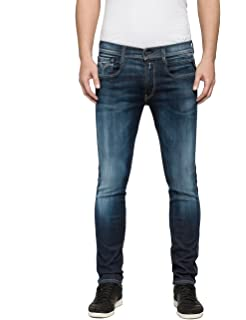 Replay Anbass - Jeans Homme Stretch  Amazon.fr  Vêtements et accessoires bf5adedaaa29