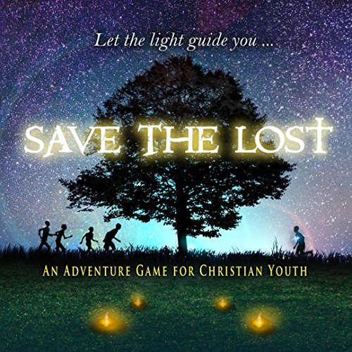 [Save the Lost - an Active Bible Game for Christian Youth Groups, Church Activities and Youth] (Halloween Party Ideas For Teens)