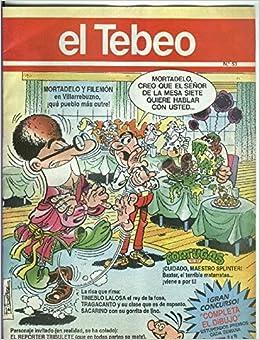 El Tebeo edicion 1991 numero 053: Varios: Amazon.com: Books