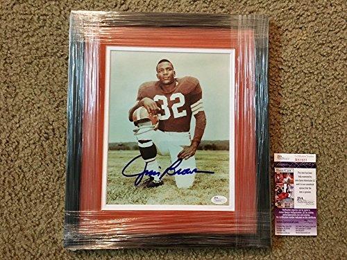 Jim Brown Cleveland Browns Framed - 7