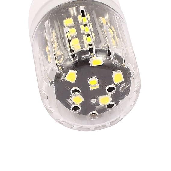 eDealMax AC110V 3W 42 x 2835LED E14 bulbo del maíz de luz de lámpara ahorro de energía blanca pura - - Amazon.com