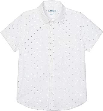Mayoral, Camisa para niño - 3116, Blanco