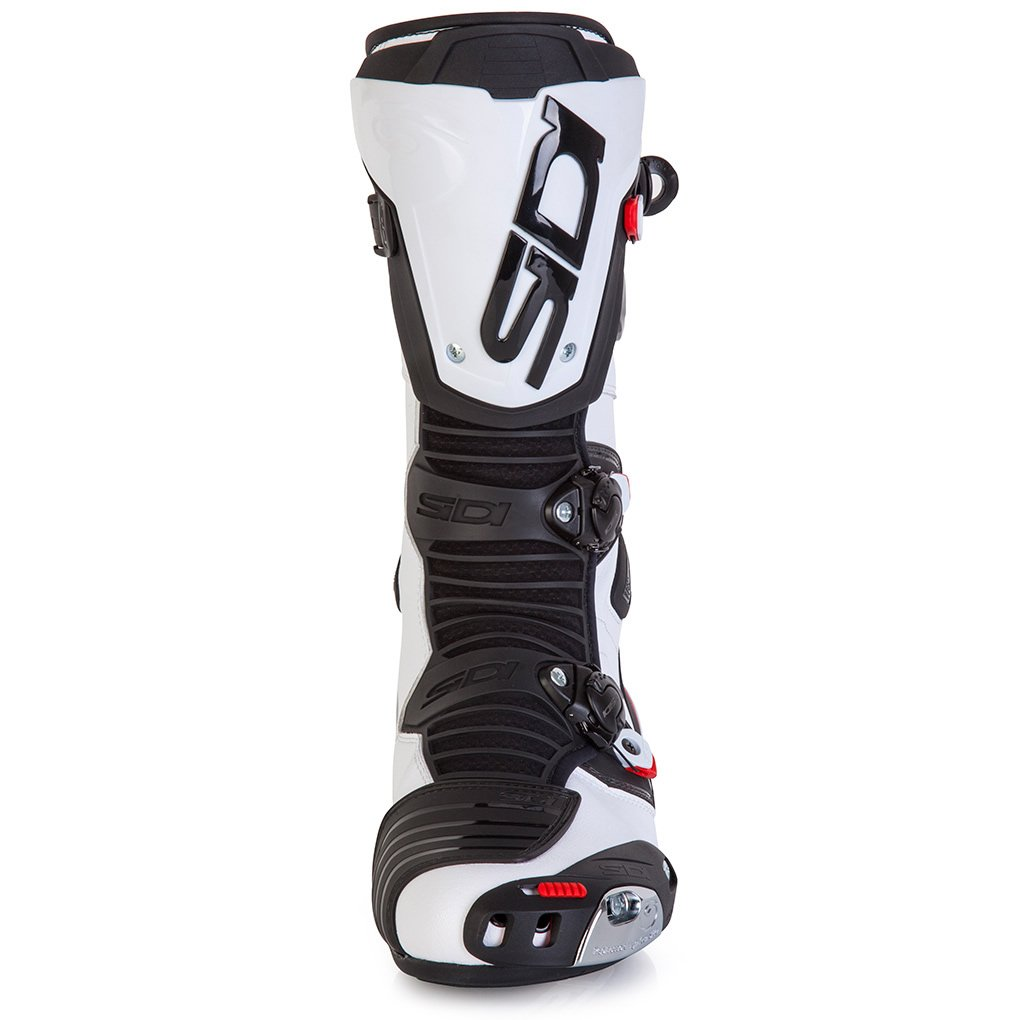 BLACK new EC 42 SIDI MAG-1 CE APPROVED MOTORCYCLE MOTORBIKE SPORTS RACE BOOTS