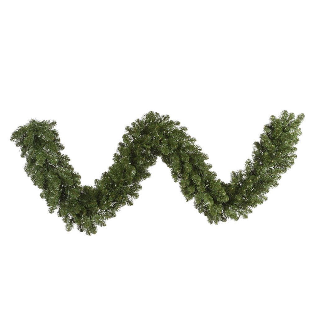 Amazon.com: Vickerman 25\' Grand Teton Artificial Christmas Garland ...