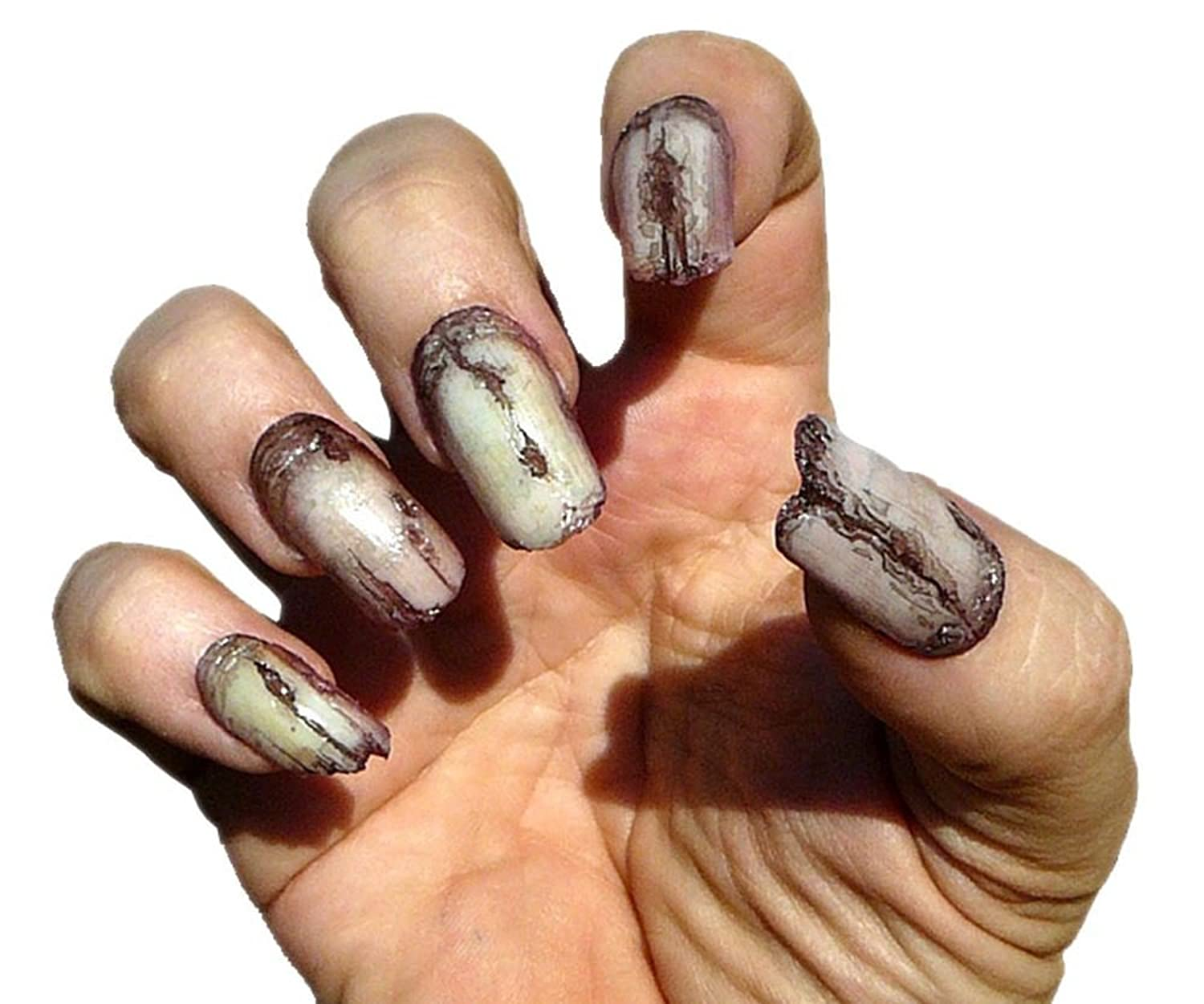 Amazon.com: Undead Creepy Claws by Dental Distortions: Clothing