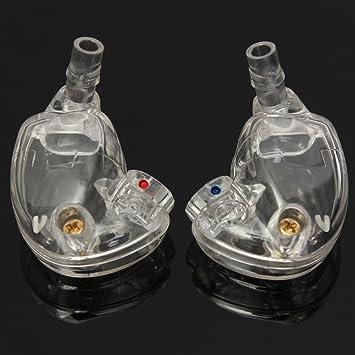 DIY Repair Earphone House Shell+Screw For Shure SE535 Se425 Se315 Se215 Earphone