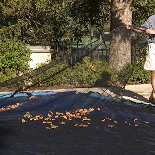 Net for 16'x32' Inground Rectangular Pool (Economy Safety Pool Cover)
