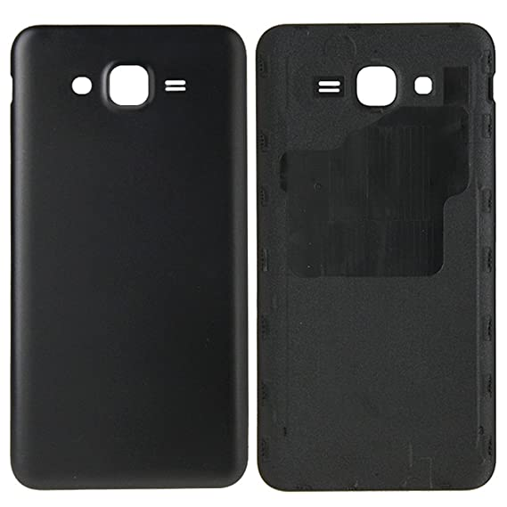 pretty nice 197e5 6b566 iPartsBuy Battery Back Cover Replacement for Samsung Galaxy J7(Black)