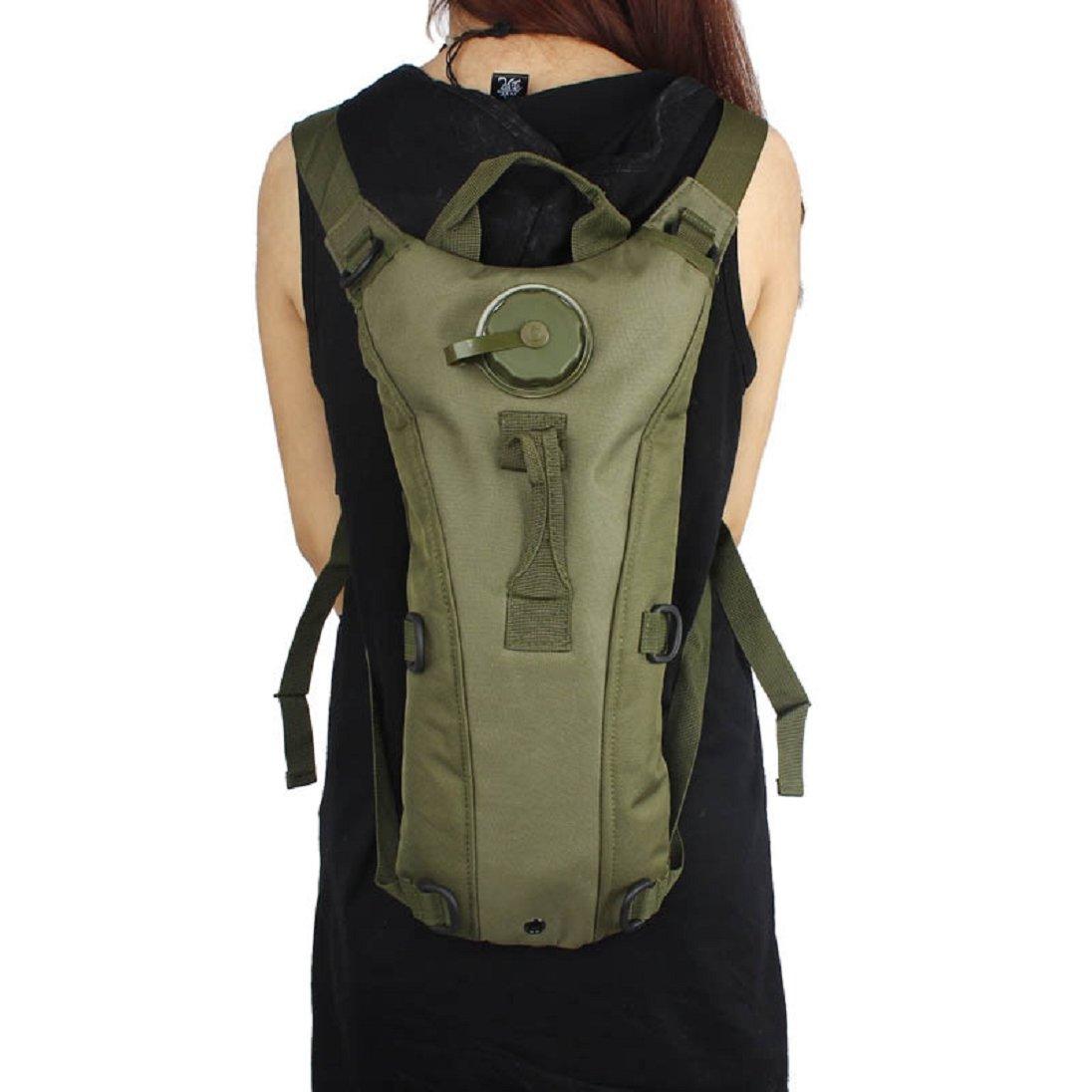 AutumnFall ®水和システム水バッグポーチバックパック膀胱ハイキング登山サバイバル3l  C B0140T8DF0
