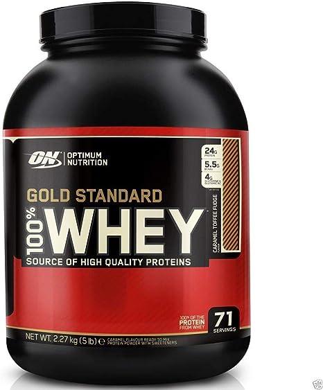 Optimum Nutrition 100% Whey Gold Standard (2Lbs) 910 g