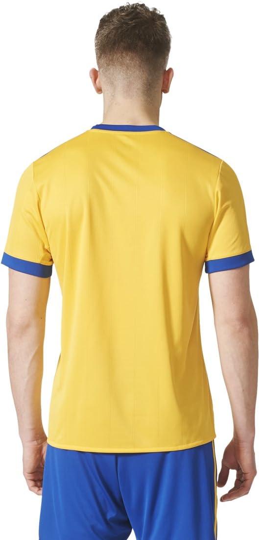 Amazon Com Adidas Juventus Away Jersey Yellow Clothing