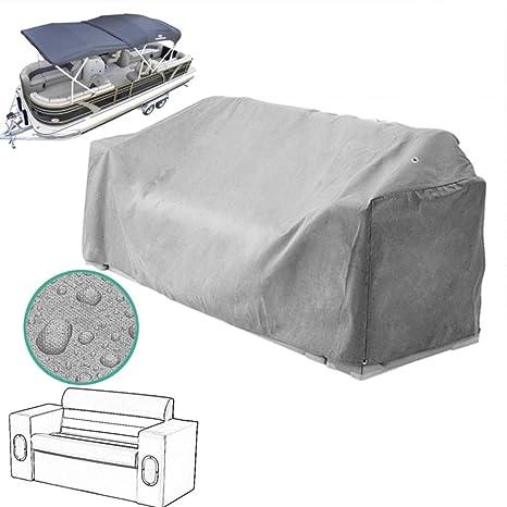 Enjoyable Amazon Com Zuiniubi Pontoon Boat Seat Covers Heavy Duty Creativecarmelina Interior Chair Design Creativecarmelinacom