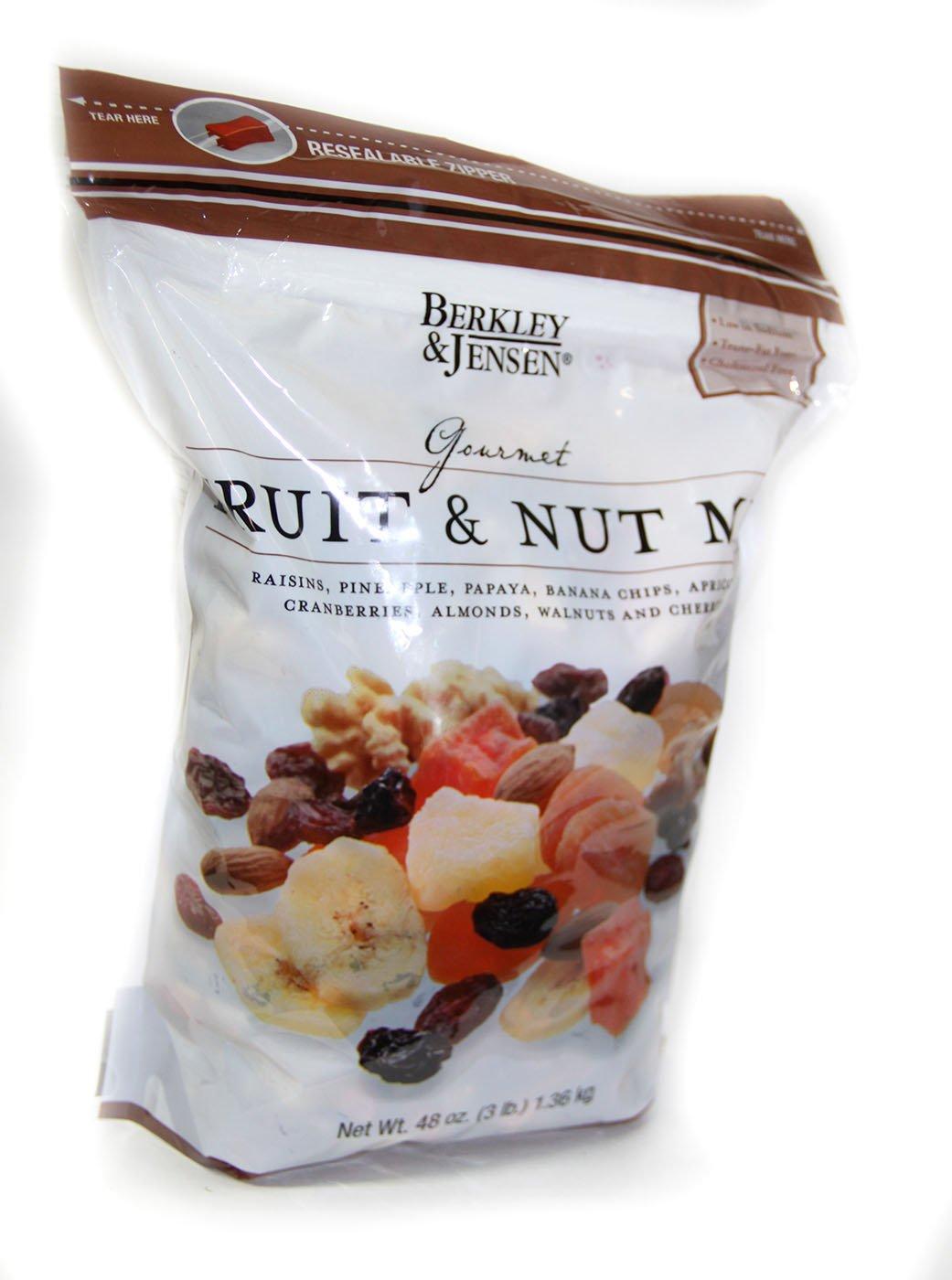 Berkley and Jensen Gourmet Fruit and Nut Mix 3lb.