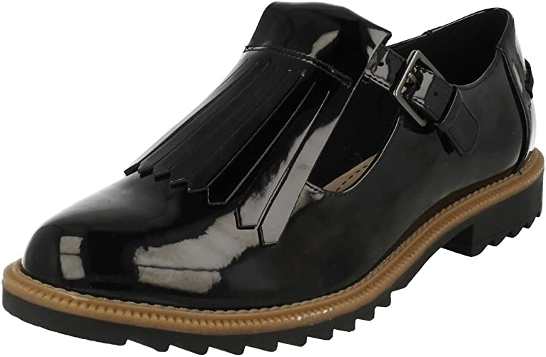 Clarks Women's Griffin Mia Penny Loafer