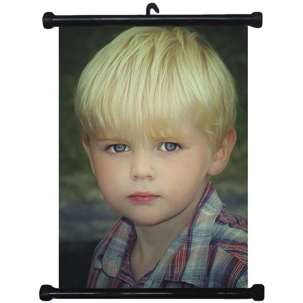 Amazon.com : sp217167 Child Hairstyles Wall Scroll Poster ...