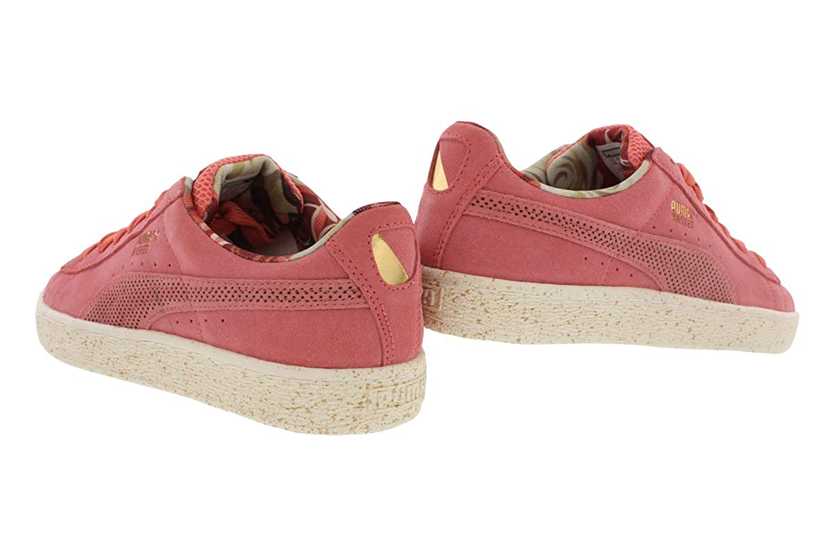 PUMA Suede X Careaux Casual Womens Shoes