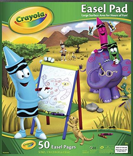 Crayola Easel Pad (Crayola Art Easel)