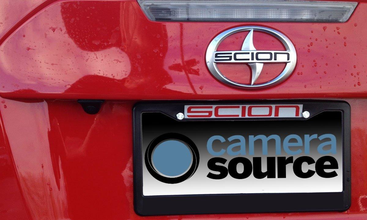 2014-15 Scion Backup Camera Kit - Plug and Play for Display Audio Radios!