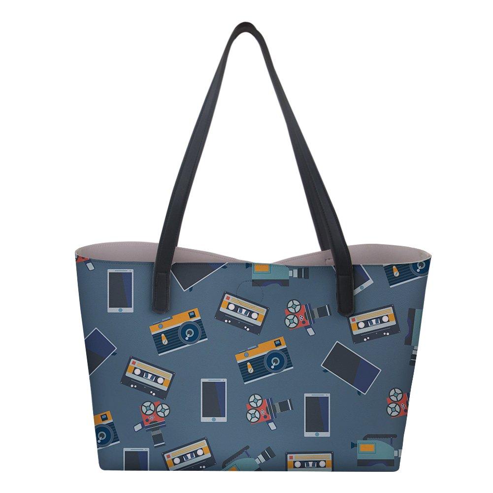 Amazon com: Individuality Ladies tote bag reusable shopping