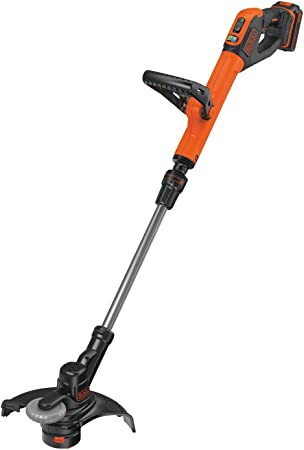 BLACK+DECKER 18V Cordless 28 cm String Grass Trimmer - Best Pick