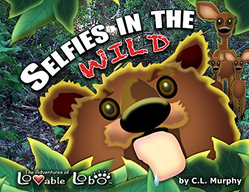 The Adventures of Lovable Lobo: Selfies in the Wild
