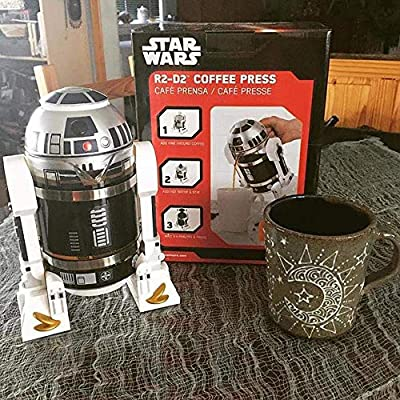 NO BRAND Coffee Pot Star Wars Mini pote de Aislamiento cafetera ...