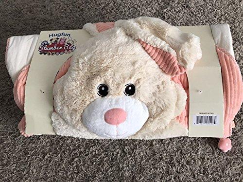 Slumber Bag- Bunny (Plush Sleeping Bags)