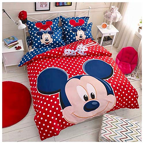 Fun Mickey Mouse Bedding