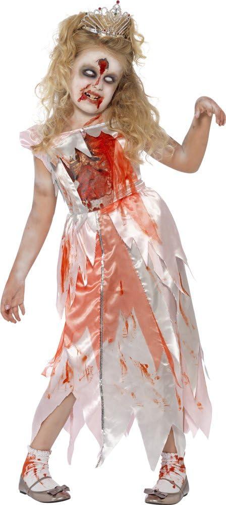 Zombie Bella Durmiente Disfraz para Niños – gruseliges Halloween ...