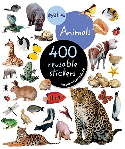 - Eyelike Stickers: Animals