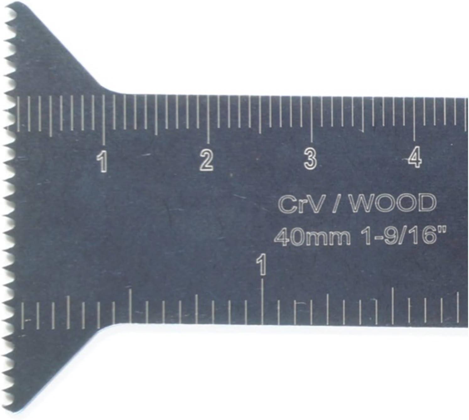 Topstools 15x35mm Lames Pour DeWalt Stanley Black /& Decker Oscillant Outil Multi