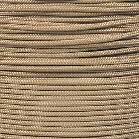 Tie-downs 100/% Nylon Core and Shell 425 LB Tensile Strength Utility Cord for Crafting SGT KNOTS Paracord 425 5 Strand 100 ft winder or 200 ft spool Camping