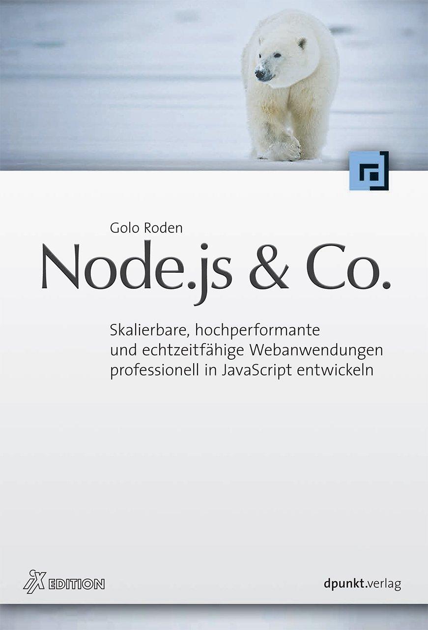 Node.js & Co: Skalierbare, hochperformante und echtzeitfähige Webanwendungen professionell in JavaScript entwickeln