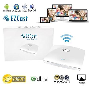 EZCast LAN Box TV Stick DLNA Miracast Airplay Wireless