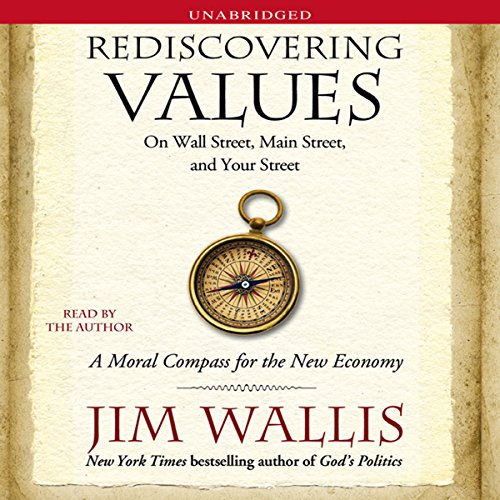 Rediscovering Values: On Wall Street, Main Street, and Your Street by Simon & Schuster Audio (Image #1)