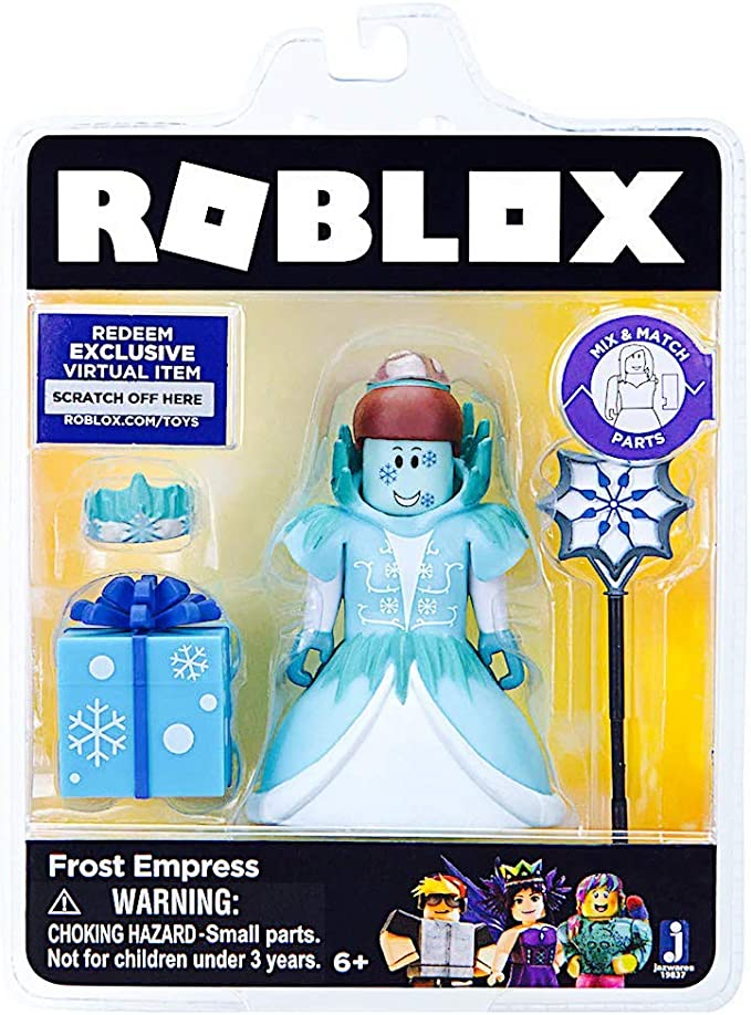 Golden Staff Icon Roblox Amazon Com Roblox Celebrity Frost Empress Toys Games